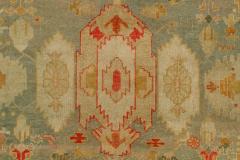 Antique Oushak Rug - 862985