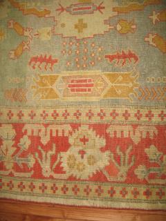 Antique Oushak Rug - 862986