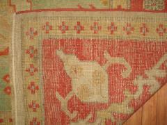 Antique Oushak Rug - 862988