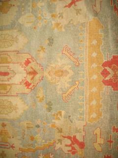 Antique Oushak Rug - 862989
