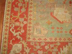Antique Oushak Rug - 862992