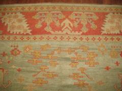 Antique Oushak Rug - 862993