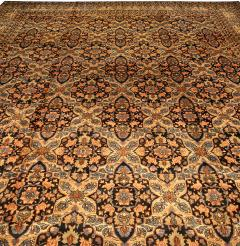 Antique Persian Kirman Rug - 485413