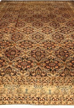 Antique Persian Kirman Rug - 485416