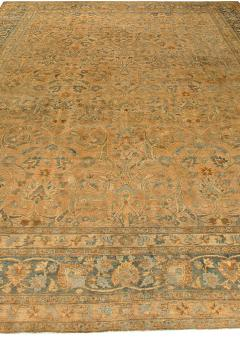 Antique Persian Meshad Rug size adjusted  - 485544