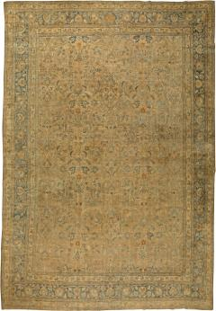 Antique Persian Meshad Rug size adjusted  - 485550