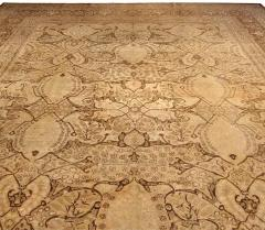 Antique Persian Tabriz Carpet - 485437