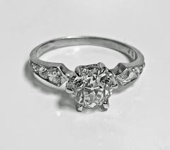 Antique Platinum Diamond Ring C 1910 - 1835459