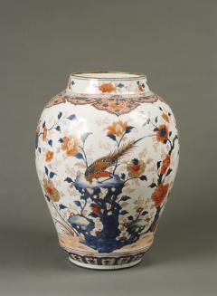 Antique Rare Pair of Chinese 18th Century Vases - 1290882