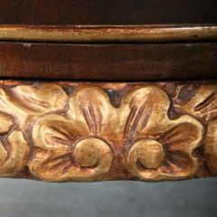 Antique Rococo Small Chest of Drawers Denmark circa 1890 1910 - 913481