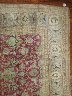 Antique Tabriz Rug - 863109