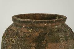 Antique Urn Shape Terracotta Pot - 2117632