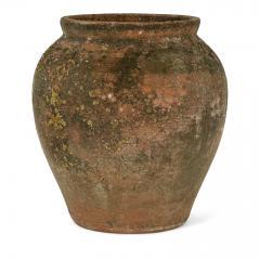 Antique Urn Shape Terracotta Pot - 2117634