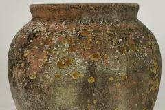 Antique Urn Shape Terracotta Pot - 2117636