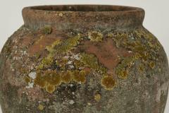 Antique Urn Shape Terracotta Pot - 2117644