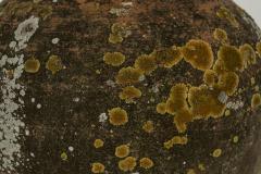 Antique Urn Shape Terracotta Pot - 2117663