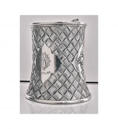 Antique Victorian Silver Mug London 1863 by Robert Harper - 363183