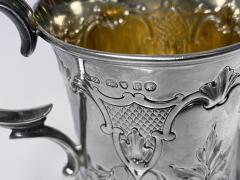 Antique Victorian Silver Mug London 1872 Edward Ker Reid - 2140196