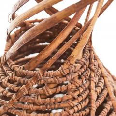 Antique Woven Fish Trap From the South Pacific Islands - 1455924