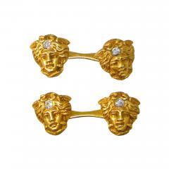 Antique cufflinks - 1140649