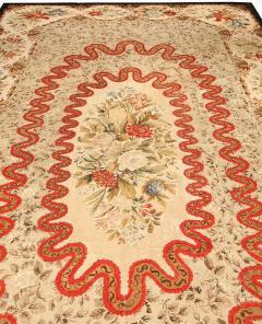 Antique needlepoint Carpet - 485603