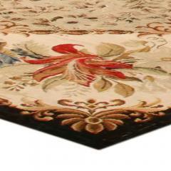 Antique needlepoint Carpet - 485605