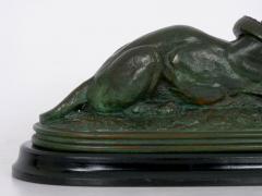 Antoine Louis Barye Tiger Devouring a Gavial Bronze Sculpture after Antoine Louis Barye 19th C  - 1066380