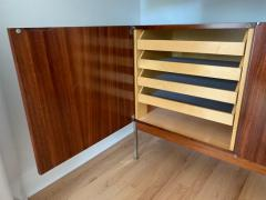 Antoine Philippon Jacqueline Lecoq Antoine Philippon Jacqueline Lecoq Rosewood Credenza Sideboard for Behr 1960s - 1722627