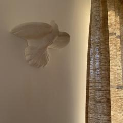 Antoine Vignault HOPE Dove plaster sconce by OAK Studio - 1068564