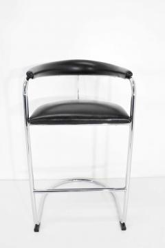 Anton Lorenz Anton Lorenz for Thonet Bar Stools - 1239963
