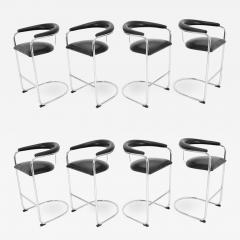 Anton Lorenz Anton Lorenz for Thonet Bar Stools - 1241878