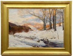 Anton Otto Fischer Winter Afternoon - 1214712