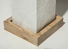 Antonin Anzil Lit paper sculpture by Antonin Anzil France 2018 - 760873