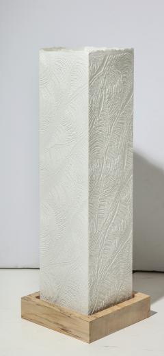 Antonin Anzil Lit paper sculpture by Antonin Anzil France 2018 - 760881