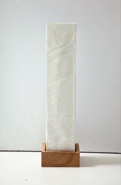 Antonin Anzil Lit paper scultpture by Antonin Anzil France 2018 - 760855