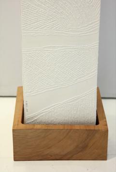 Antonin Anzil Lit paper scultpture by Antonin Anzil France 2018 - 760861
