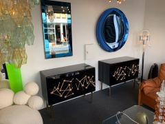 Antonio Cagianelli Contemporary Atomo Lacquered Cabinets Buffets by Antonio Cagianelli Italy - 1313808