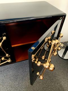 Antonio Cagianelli Contemporary Atomo Lacquered Cabinets Buffets by Antonio Cagianelli Italy - 1313811