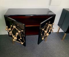 Antonio Cagianelli Contemporary Atomo Lacquered Cabinets Buffets by Antonio Cagianelli Italy - 1313816