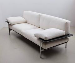 Antonio Citterio B B Italia Diesis Three Seat Sofa Designed by Citterio Nava 1979 - 538730