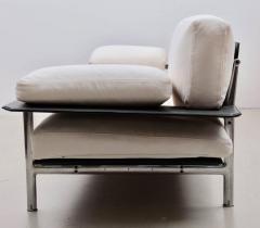 Antonio Citterio B B Italia Diesis Three Seat Sofa Designed by Citterio Nava 1979 - 538731