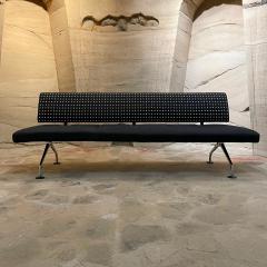 Antonio Citterio Italian Antonio Citterio for VITRA Modern 3 Seater Sofa in Cast Aluminum 1990s - 2019966