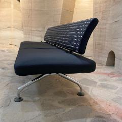 Antonio Citterio Italian Antonio Citterio for VITRA Modern 3 Seater Sofa in Cast Aluminum 1990s - 2019968