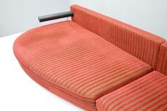 Antonio Citterio Large Red and Green Sofa Sity by Antonio Citterio B B Italia 1986 - 1300484