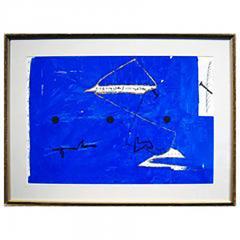 Antonio Davide Antonio Davide Impressioni Mediterranee 1970 Mixed Media On Board - 1162234