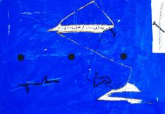 Antonio Davide Antonio Davide Impressioni Mediterranee 1970 Mixed Media On Board - 1176699