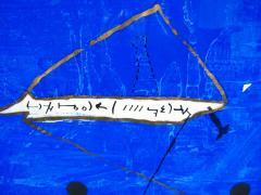 Antonio Davide Antonio Davide Impressioni Mediterranee 1970 Mixed Media On Board - 1176701