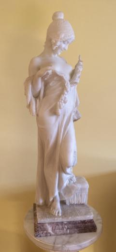 Antonio Frilli Disrobing Maiden - 1182763