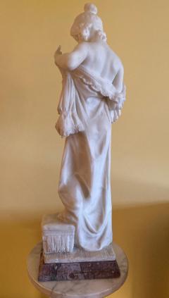 Antonio Frilli Disrobing Maiden - 1182778