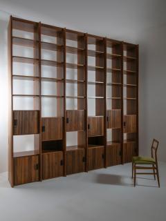 Antonio Ignazio Faranda Custom Made Bookcase by Antonio Ignazio Faranda - 2121936